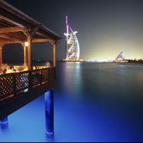 Pierchic Restaurant, Dubai, UAE