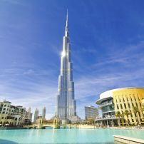 Tower, Burj Khalifa, Burj Dubai, Dubai, UAE