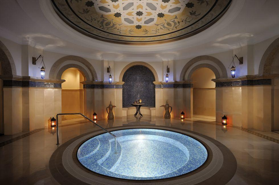 Hot Tub, Givency Spa, One & Only Royal Mirage, Dubai, UAE
