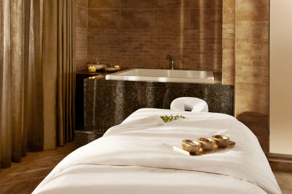 Willow Stream Spa & Health Club, Fairmont The Palm, Dubai, UAE