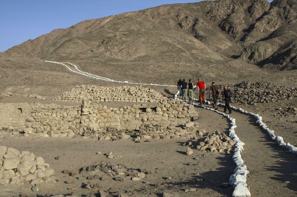 Nazca, Peru.