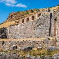Tambomachay, Cuzco, Peru