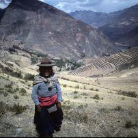 Pisac Terraces, Sacred Valley Peru