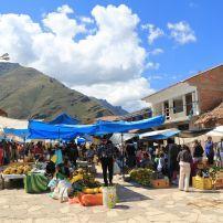 Sunday Market, Pisac, Peru