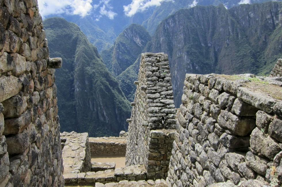 Ruins, Machu Picchu, Machu Picchu and The Inca Trail, Peru