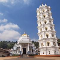 Shri Mangeshi Temple, Goa, India