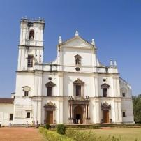 St.Catherine Cathedral, Goa, India