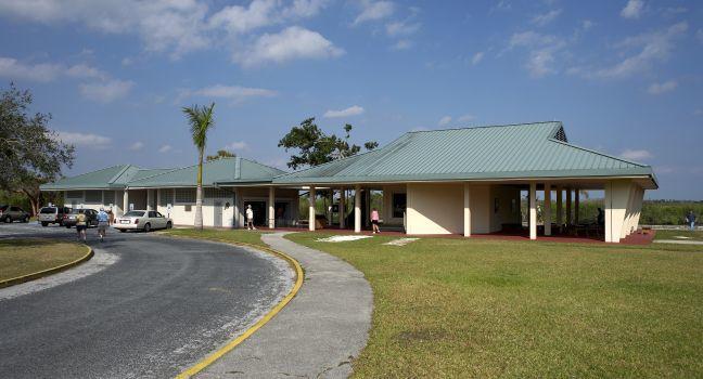 Royal Palm Visitor Center, Everglades State National Park, The Everglades, Florida