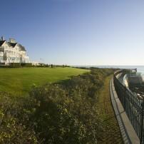 Cliff Walk, Newport, Rhode Island, USA