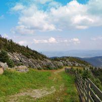 Jay Peak Ski Trail, Vermont