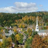 Stowe, Vermont, USA