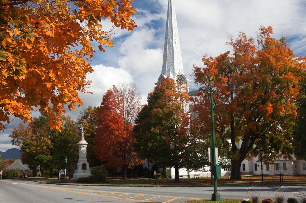 Main Street, Manchester, Vermont
