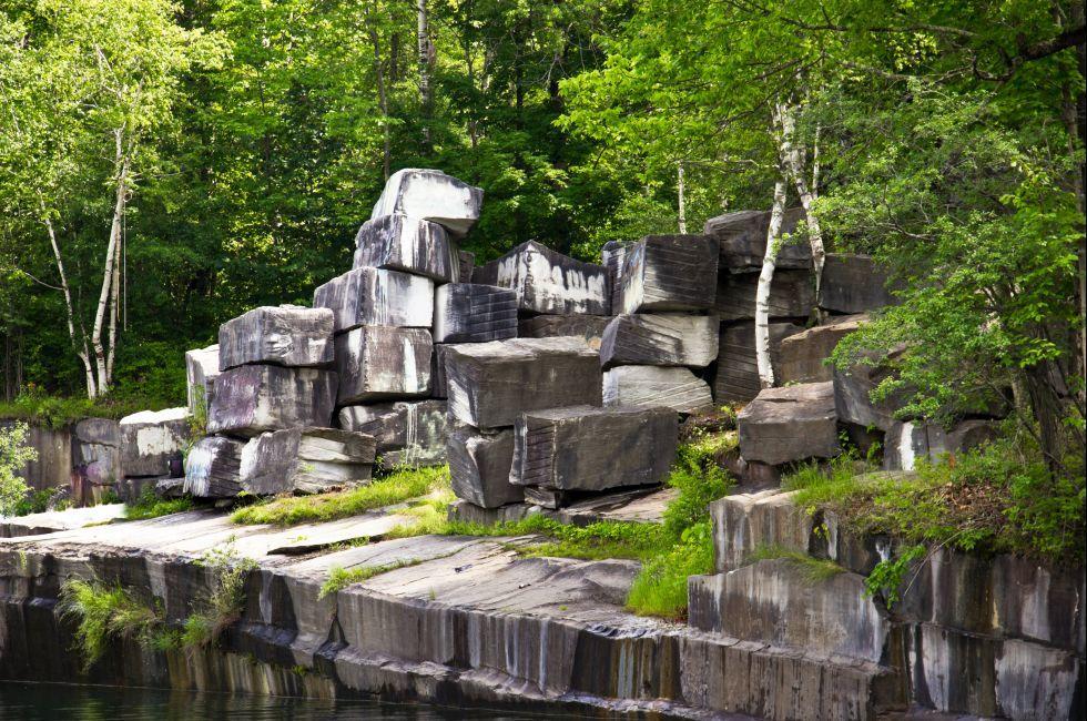 Stone, Marble Quarry, Dorset, Vermont