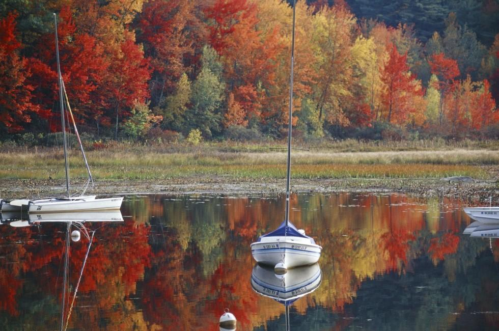 Golden Pond, New Hampshire, USA