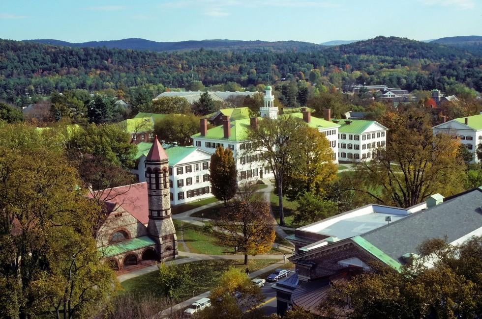 Dartmouth College, Hanover, New Hampshire, USA