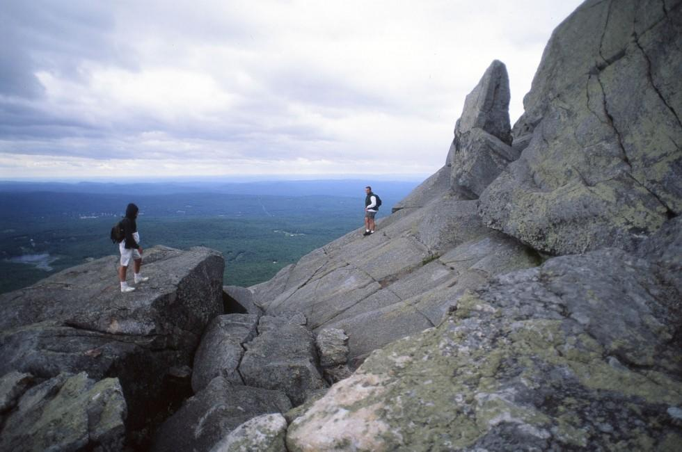 Mount Monadnock, New Hampshire, USA