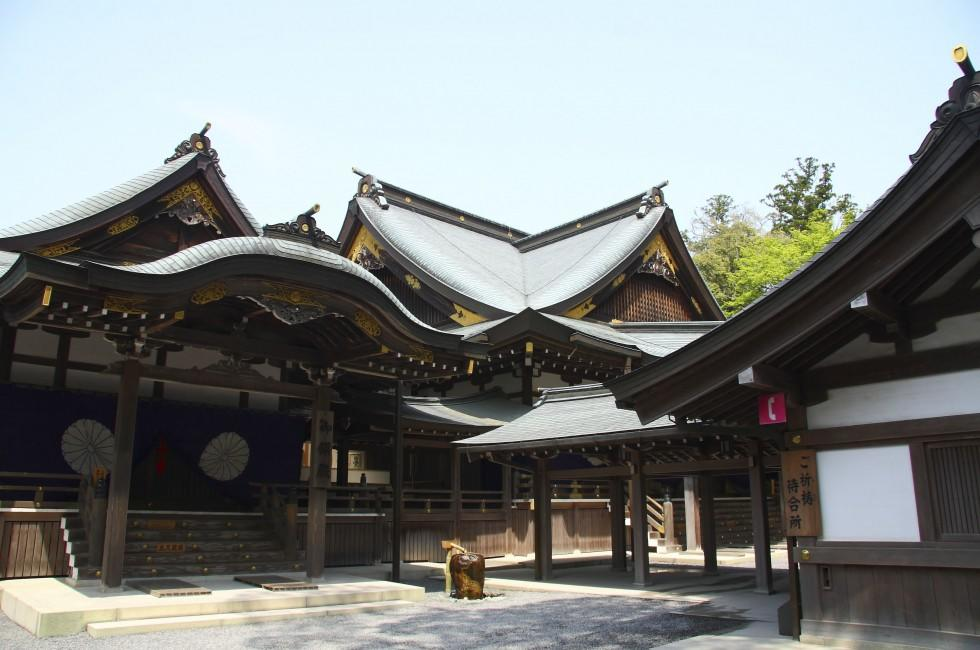 Ise Grand Shrine, Ise, Mie Prefecture, Japan
