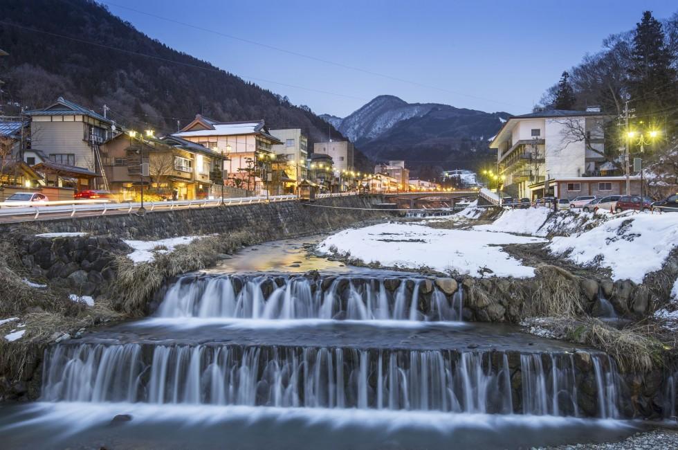 Springs, Shubu, Nagano, Japan