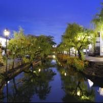 Canal, Kurashiki, Japan