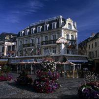 Hotel Le Central , Trouville-sur-Mer, France