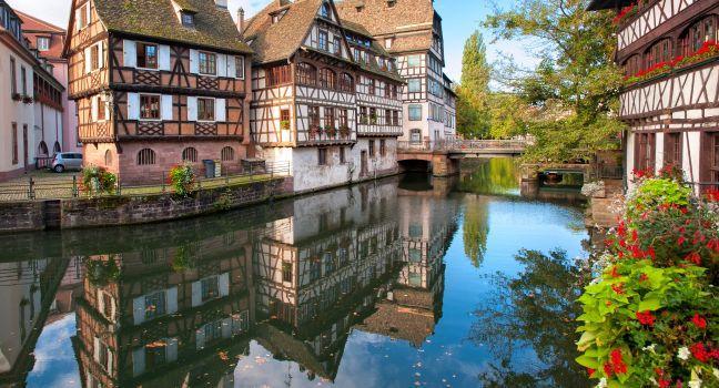 фото города страсбург