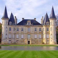 Chateau Pichon, Longueville, France