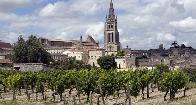 Saint-Émilion - Wikipedia