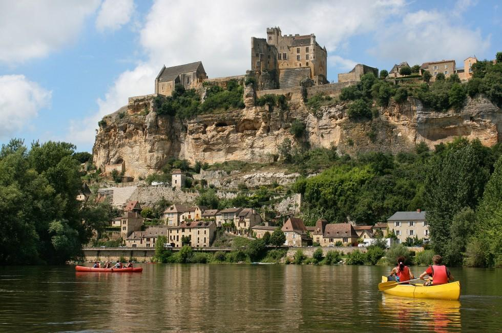 Chateau de Beynac, The Dordogne, France