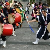 Street Festival, Naha, Okinawa, Japan