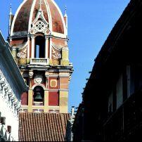Basilica-El Centro Cartagena, Colombia