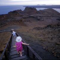 bartolome Island, Galapagos