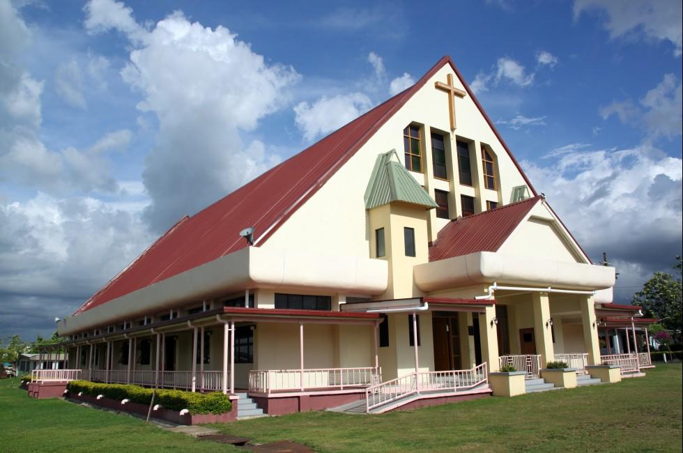 Church, Lautoka, Viti Levu, Fiji, Australia and the Pacific