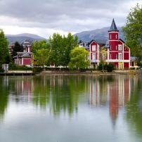 Lake Schierbeck, Puigcerda, Catalan Pureness, Spain