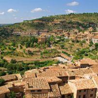 Alquezar, Huesca, Aragon, Spain
