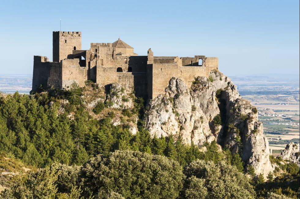 Loarre Castle, Huesca, Spain