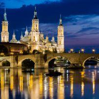Our Lady of the Pillar, Zaragoza, Aragon, Spain