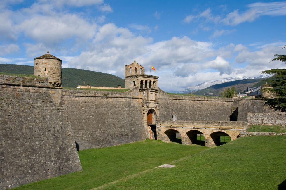 Military Fort, Jaca, Spain