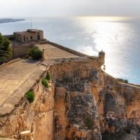 Castillo de Santa Barbara, Alicante, Catalonia Valencia and the Costa Blanca, Spain