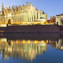Cathedral of Palma de Mallorca, Balearic Island, Spain
