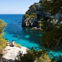 Macarella Beach, Menorca, Ibiza and the Balearic Islands, Spain