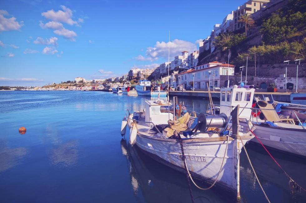 Mao, Menorca, Balearic Islands, Spain
