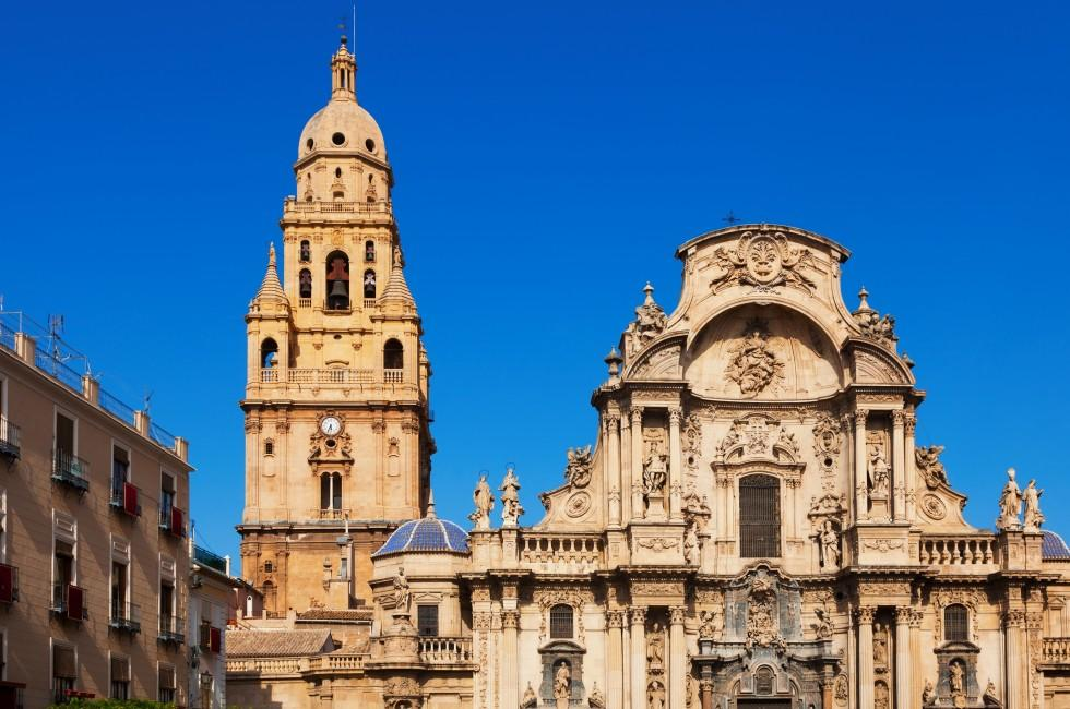 Cathedral of Saint Maria, Murcia, Spain