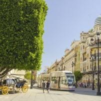Espiau Building, Seville, Spain