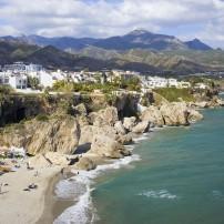Nerja, Costa Del Sol, Costa Del Sol and Costa de Almeria, Spain