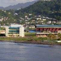 Arnos Vale Stadium, Kingstown, St. Vincent