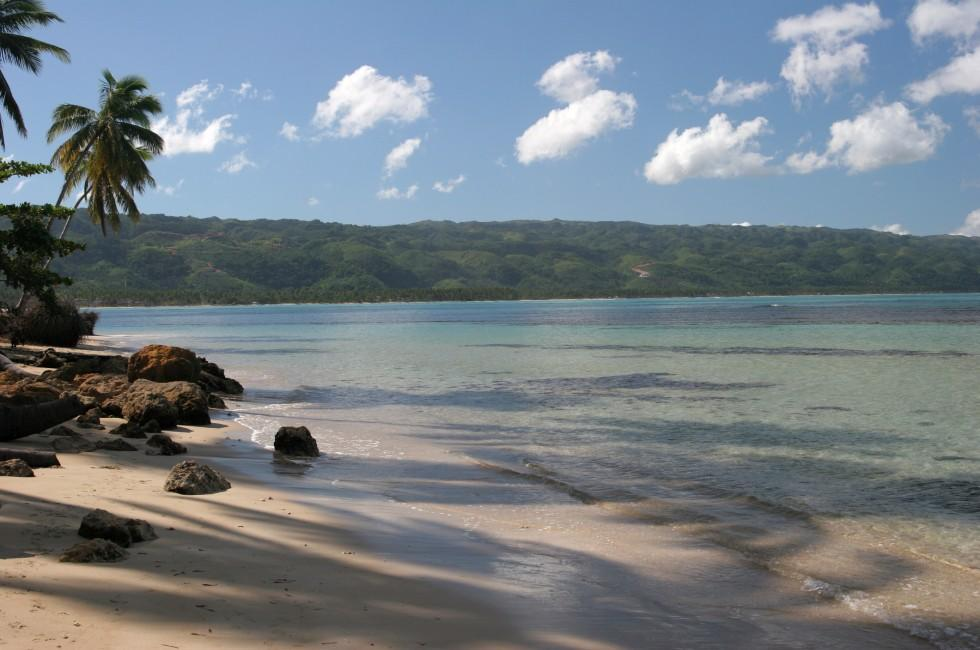 Beach, Las Terrenas, The North Coast, The Samana Peninsula, The Dominican Republic