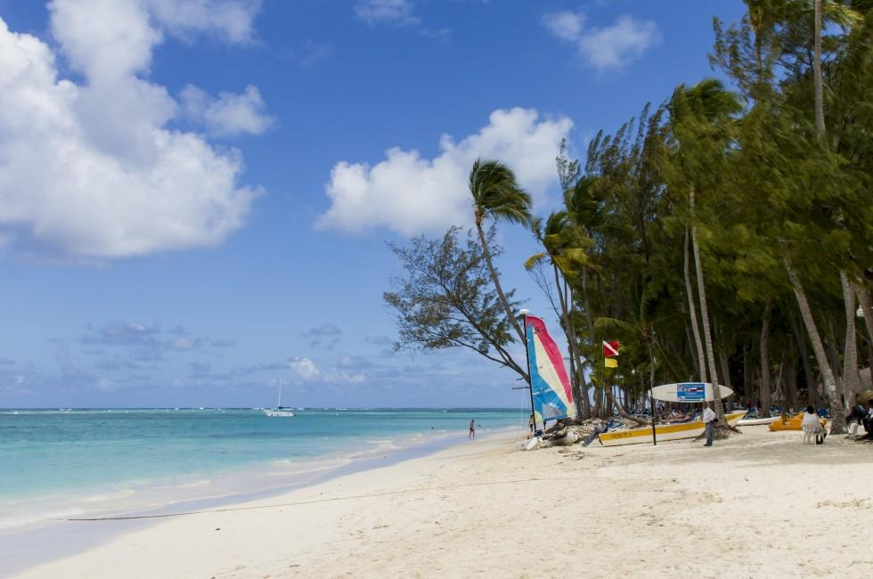 Beach, Bavaro, Punta Cana, Dominican Republic, Caribbean