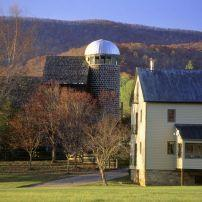 Fort Lewis Lodge, Millboro, Shenandoah Mountains