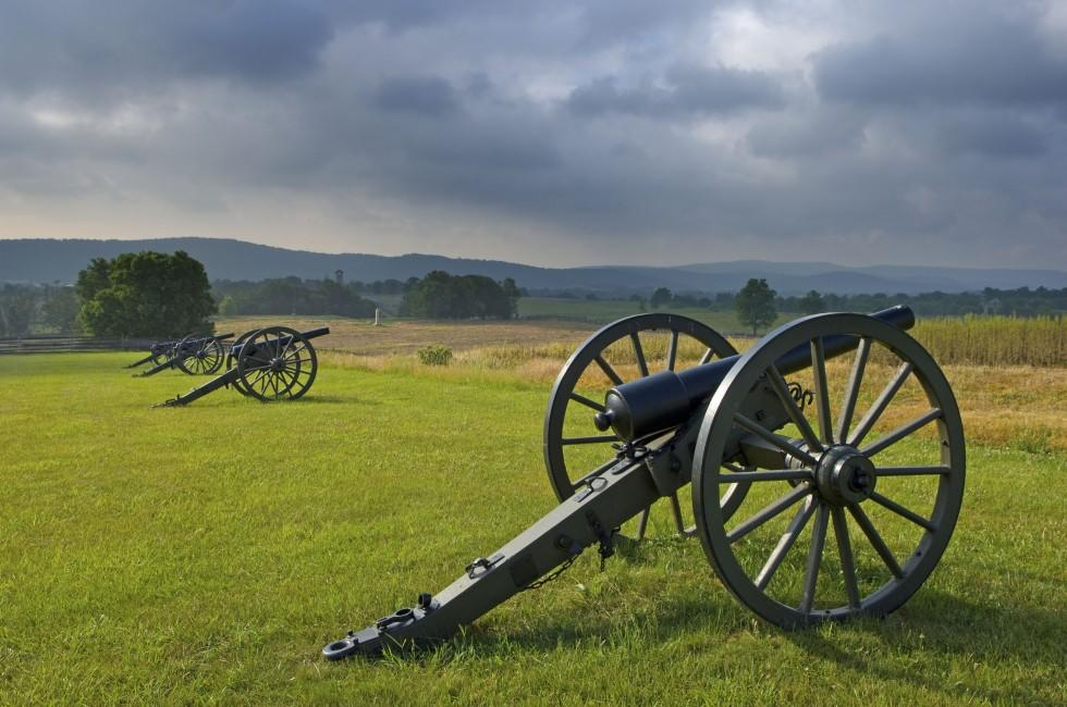Antietam National Battlefield, Sharpsburg, Maryland, USA