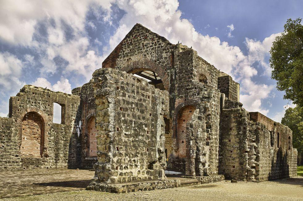 La Vieja, Ruins, Panama City, Panama